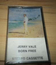 Jerry Vale - Born Free Cassette