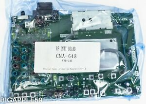 JRC NRD-345 Receiver Replacement CMA-648 RF Board **VERY SCARCE**