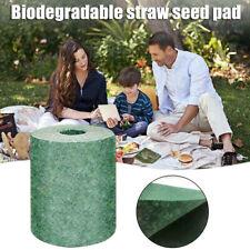 Biodegradable Grass Seed Mat Fertilizer Garden Lawn Planting Fertilizer Paper