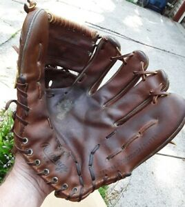 Vintage Rawlings Baseball Glove  XFG 6 Heart of the Hide used