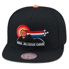 "Mitchell & Ness NBA All Star Game 1975 ""Phoenix"" Snapback Black/Sun & Mountain"