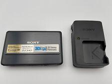 Sony Cyber-shot DSC-TX9 12.2 MP Digital Camera - Black. A4