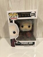 Movies The World Of The Hunger Games President Snow Funko Pop Vinyl