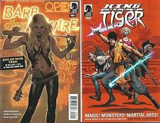 BARB WIRE KING TIGER DARK HORSE PREVIEW ASHCAN NEAR MINT FIRST PRINT