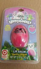 HATCHIMALS MYSTERY FLAVORED LIP BALM~TARGET EXCLUSIVE~NEW IN PACKAGE