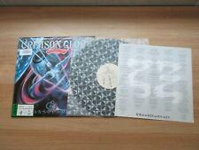 CRIMSON GLORY - Transcendence 1990 Korea Promo Vinyl LP White Label