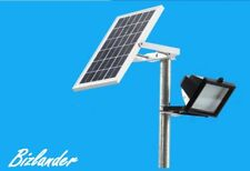 Solar Powered Flood Light Street Light 108LED Community Lighting