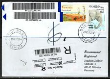 Namibia Cover - Katatura No. 1 20.03.2012 Elefant