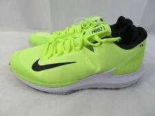 New listing Nike Zoom Zero Hc Tennis Tiafoe federer nadal agassi Lime Neon Green Volt black