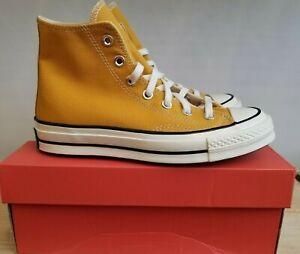 Converse Chuck 70 High Top Sunflower 162054C Canvas Basketball Shoes for men