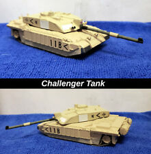 DE AGOSTINI THE TANK COLLECTION Royal Scots Dragoon Challenger British Army Iraq