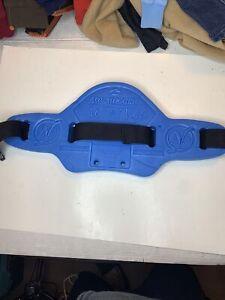 AquaJogger Blue Active Belt Water Exercise Buoyancy Belt Rehab