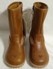 NWT Cat & Jack Toddler Girls Henrietta Bunny Tall Fashion Boots Brown Size 9