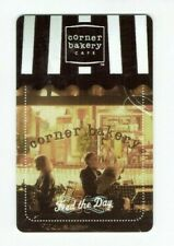 Corner Bakery Gift Card - Cafe Restaurant Window - 2008 - No Value - I Combine