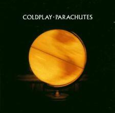 COLDPLAY PARACHUTES 2000 ALTERNATIVE ROCK POST BRITPOP AUDIO CD NEU
