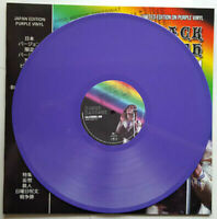 BLACK SABBATH ‎– CALIFORNIA JAM - LIMITED EDITION PURPLE VINYL LP ALBUM - 1974