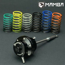 MAMBA Adjustable Turbo Wastegate Actuator FORD XR6 BA BF FG GT3576R w/ 6 Spring
