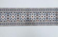 Moroccan Turkish wall tiles x5 LARGE Border Ceramic Kitchen Bathroom exclusive 2