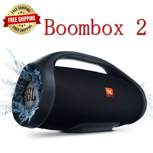 Boombox 2 Portable Bluetooth Wireless Outdoor Speaker Waterproof Loudspeaker
