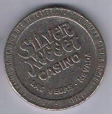 Silver Nugget Casino $1.00 Gaming Token Las Vegas Nevada 1979