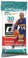 2019-20 DONRUSS BASKETBALL RATED ROOKIE LASER POSSIBLE AUTO HOT PACK