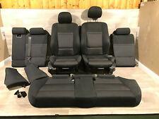 BMW E83 X3 M Technology Seats Sportsitze Interior Design Black Fabric M Package
