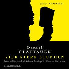 DANIEL GLATTAUER: VIER STERN STUNDEN - SCHUBERT/TSCHARRE HÖRB. HAMBURG 2CD NEU