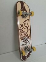 "Vintage Danny Way Armadillo Skateboard Independent Truck Co. 8"" Trucks"