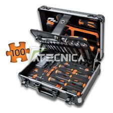 Valigia attrezzi portautensili Beta Tools 2054 E/I 100 utensili per manutenzione