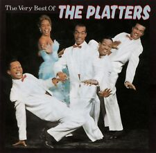 THE PLATTERS : THE VERY BEST OF THE PLATTERS / CD - TOP-ZUSTAND