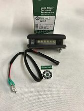 Bearmach Land Rover Defender 90/110 LED luz de la placa posterior de matrícula BA9715