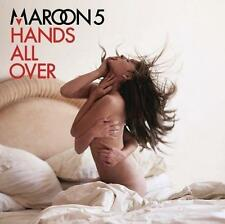 MAROON 5 (HANDS ALL OVER CD - CD SEALED + FREE POST)