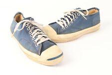 Vintage Converse Jack Purcell Blue Tennis Shoes Usa Mens Size 6.5