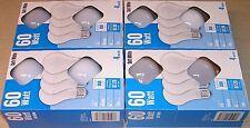 New listing 60 Watt Osram Sylvania Soft White A19 Incandescent Light Bulbs 4 - 4 Packs Usa