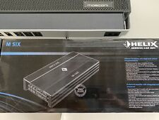 Helix M Six 6 Channel Amplifier