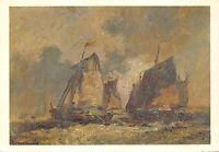 BR43285 Les cheps d ceuvre du musee d agen johann barthold jongkind marine ship