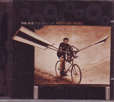 Faith No More - This Is It The Best Of (CD, 2003) Sealed