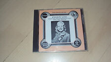 CD  PEGGY LEE with the David BARBOUR and Billy May bANDS 1948
