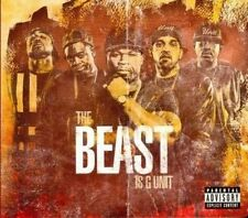 NEW The Beast Is G Unit [Explicit] (Audio CD)
