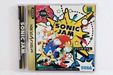 Sonic Jam Sega Saturn Ss Japan Import Us Seller G7989
