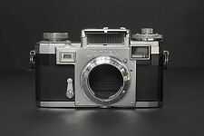 Zeiss Ikon Contax IIIa Color Dial 35mm Rangefinder Camera - Excellent Condition