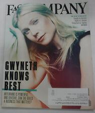 Fast Company Magazine Gwyneth Paltrow No.198 September 2015 082015R