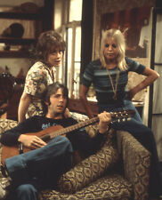 Sally Thomsett, Paula Wilcox & Richard O'Sullivan - H6258 - Man About the House