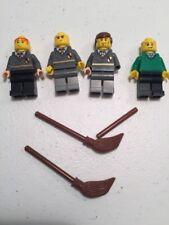 LEGO Minifigure Harry Potter Wand Broom MINI FIGURE (C5)
