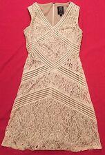 Jax - Ivory Lace Dress - Tags On - Never Worn - Size 4