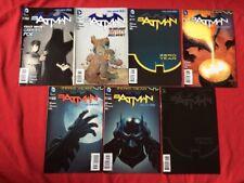 BATMAN #19-25 Zero Year Snyder DC 2013/2014