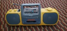 Rare Sony Sport Cfs-905 Portable Cassette Boombox Am/Fm Radio Mega Base