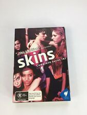 Skins Complete Series 1 & 2 Includes over 150 minutes of EXTRAS