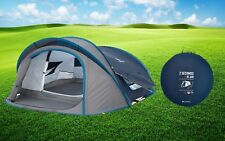 Quechua 2 Seconds XL AIR III 3 Man Waterproof Pop Up C&ing Tent Double Lining : quecha tent - memphite.com