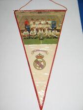 REAL MADRID FC  pennant vintage